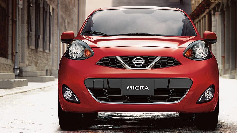 2016 Nissan Micra bright exterior