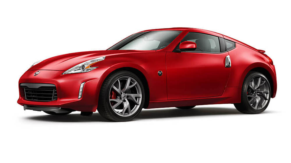 2017 nissan 370z coupe demands your immediate attention. Black Bedroom Furniture Sets. Home Design Ideas