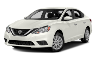 2016 Nissan Sentra white