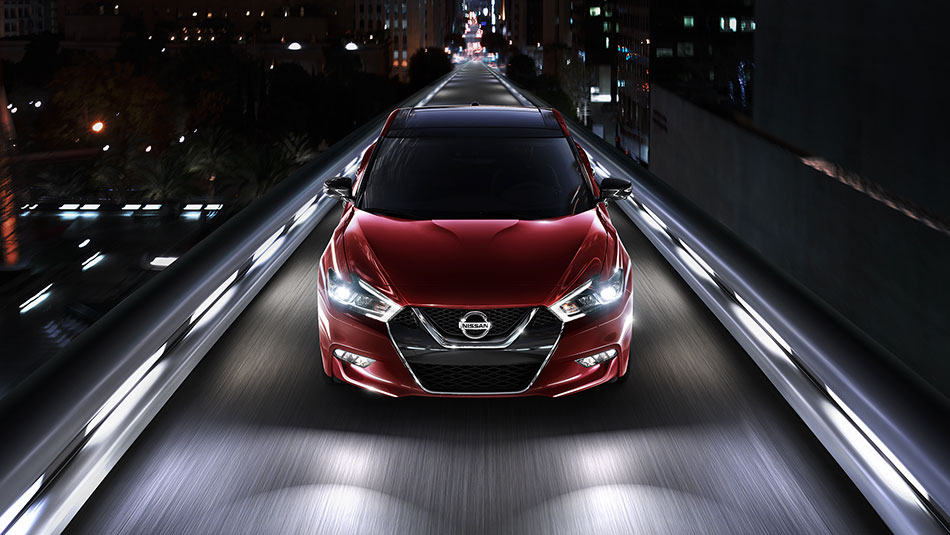2017 Nissan Maxima night