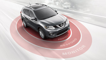 2016 Nissan Collision Warning