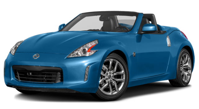 2017 Nissan 370Z Roadster Blue