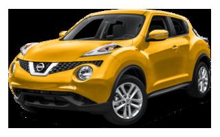 2016 Nissan Juke Yellow