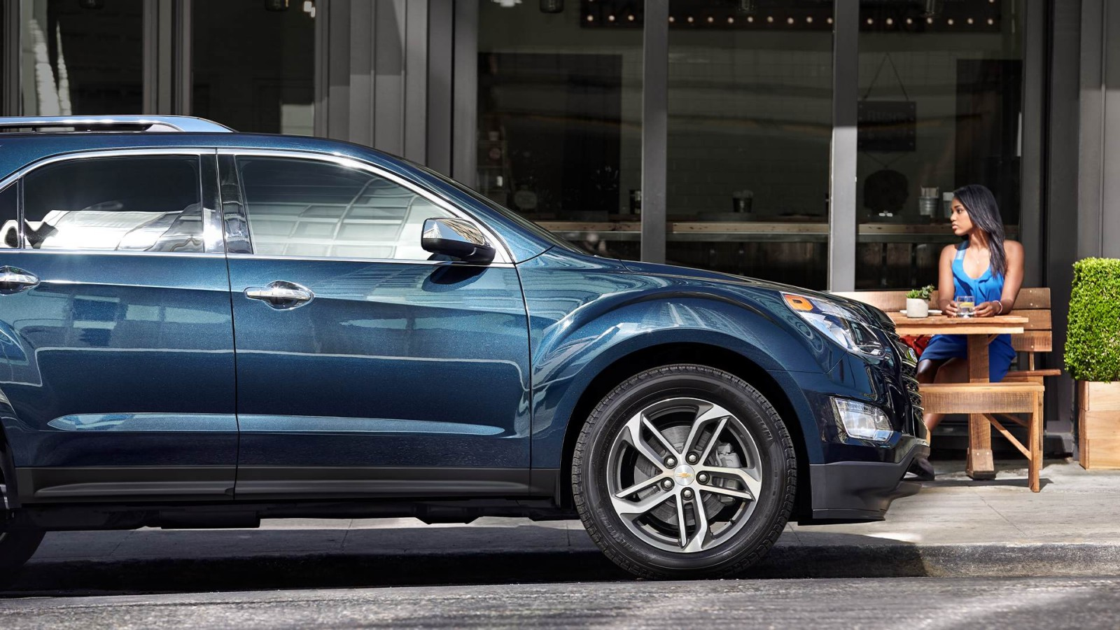 2016 Chevrolet Equinox Design