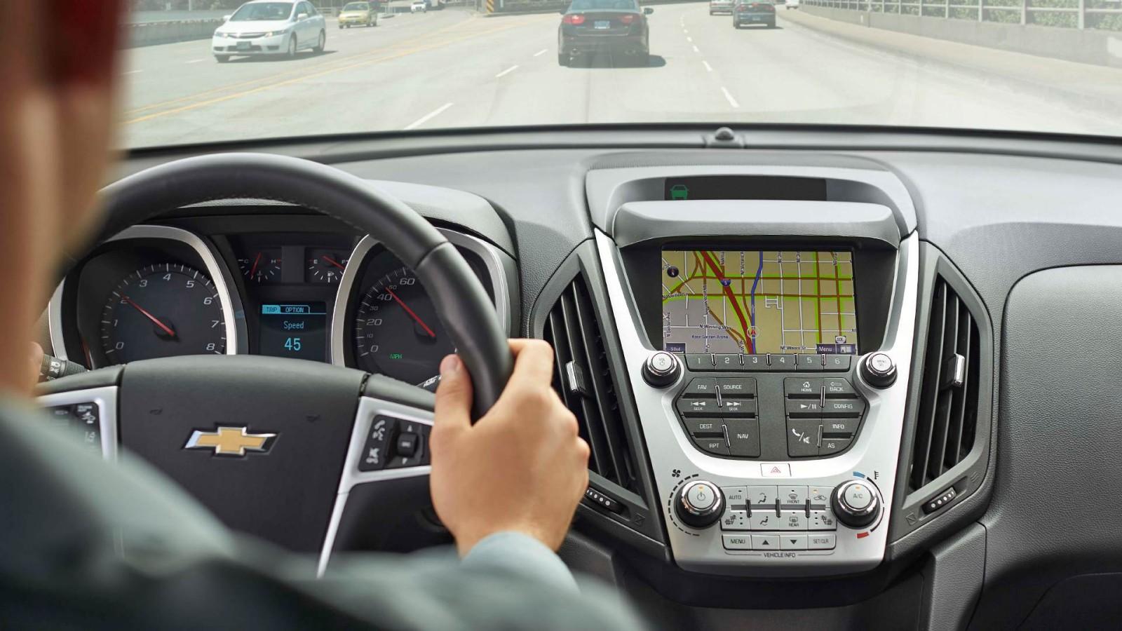 2016 Chevrolet Equinox Interior