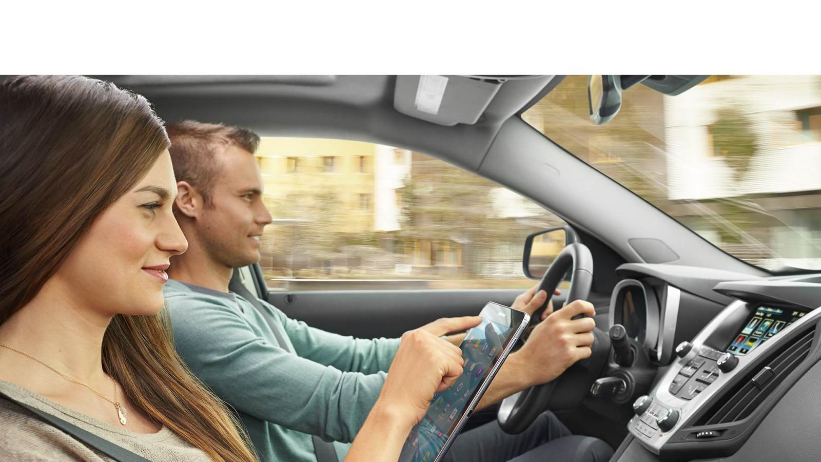 2016 Chevrolet Equinox Tech Integration