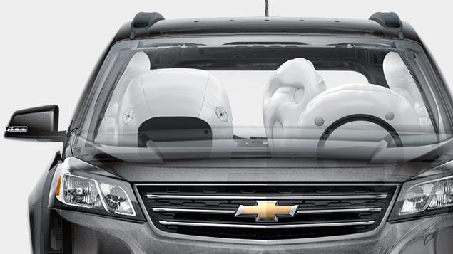 Chevrolet Safety 2016 Traverse