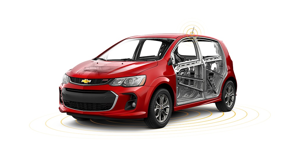2017 Chevy Sonic Safety