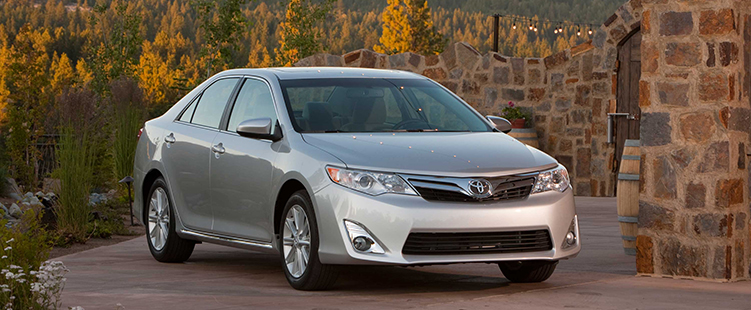 2014 Toyota Camry Lease Or Buy In Birmingham