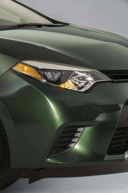 2014 Corolla Headlamps