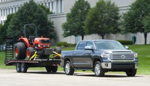 2014 Toyota Tundra Tractor Tow