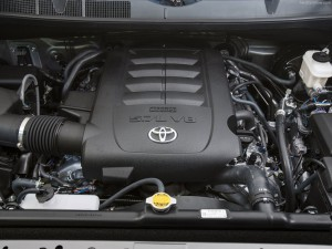 Toyota Tundra 2014 engine