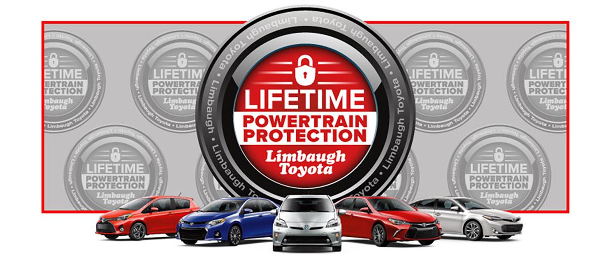 cec3f5e81f1802 Lifetime Powertrain Protection Warranty