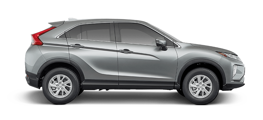 2018 Mitsubishi Eclipse Cross ES AWC shown