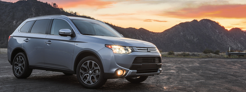 2015 Mitsubishi Outlander Concord Manchester | Lovering