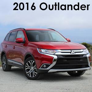 2016 outlander
