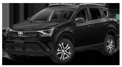 2017 Toyota RAV4 Black
