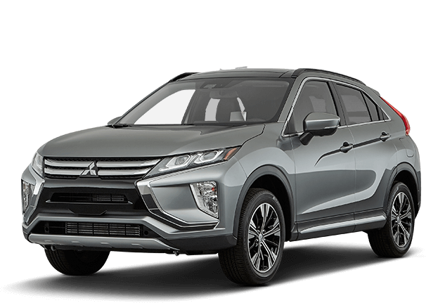 2018 Mitsubishi Eclipse Cross Hero Image