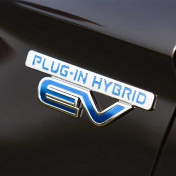 2018 Mitsubishi Outlander PHEV exterior 5