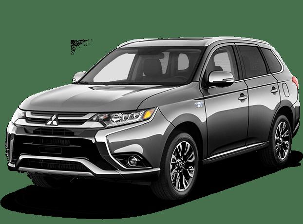 2018 Mitsubishi Outlander PHEV hero image