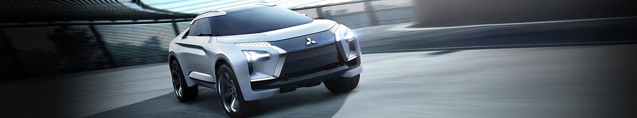 Concept Mitsubishi e-Volution d