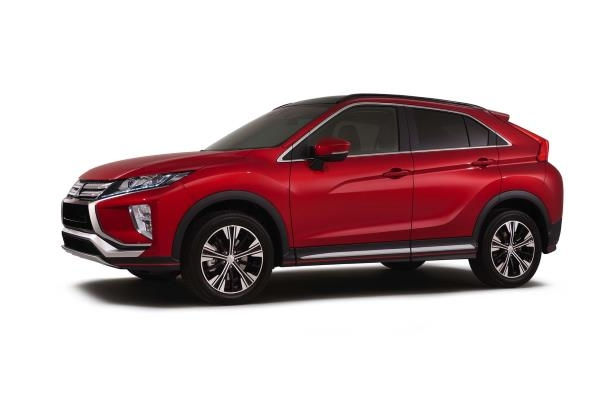 2018 Mitsubishi Eclipse Cross on 3 cylinder 1 liter engine