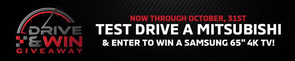 Test Drive & Win A 65