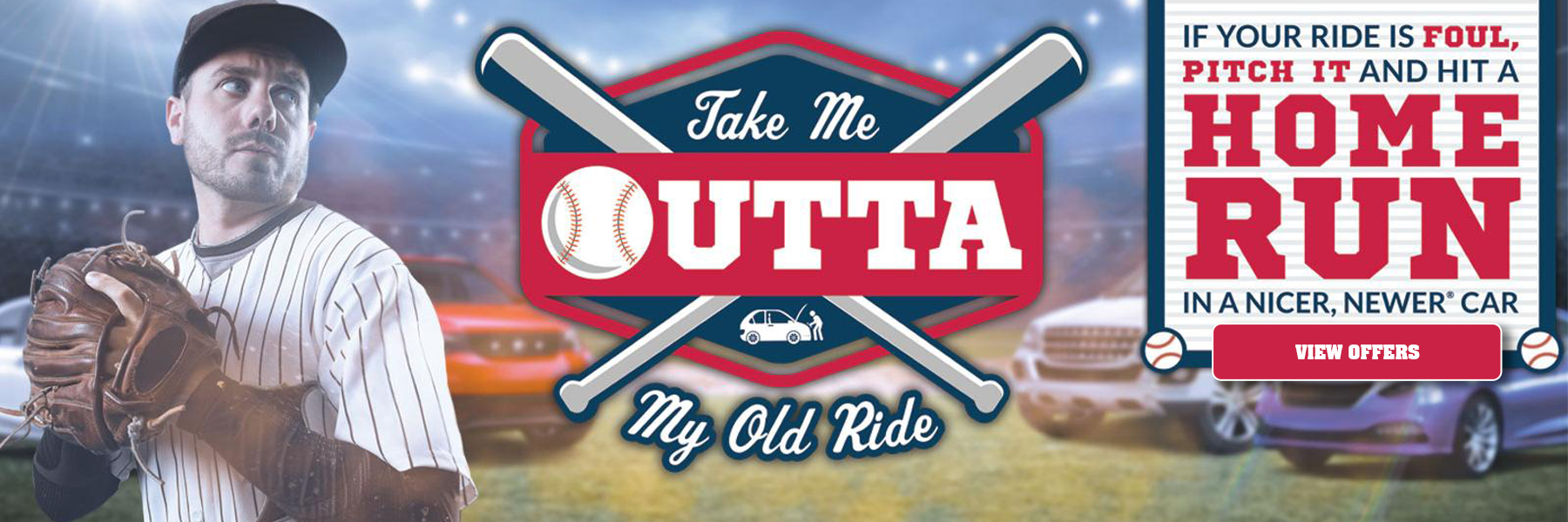 Take Me Outta My Old Ride