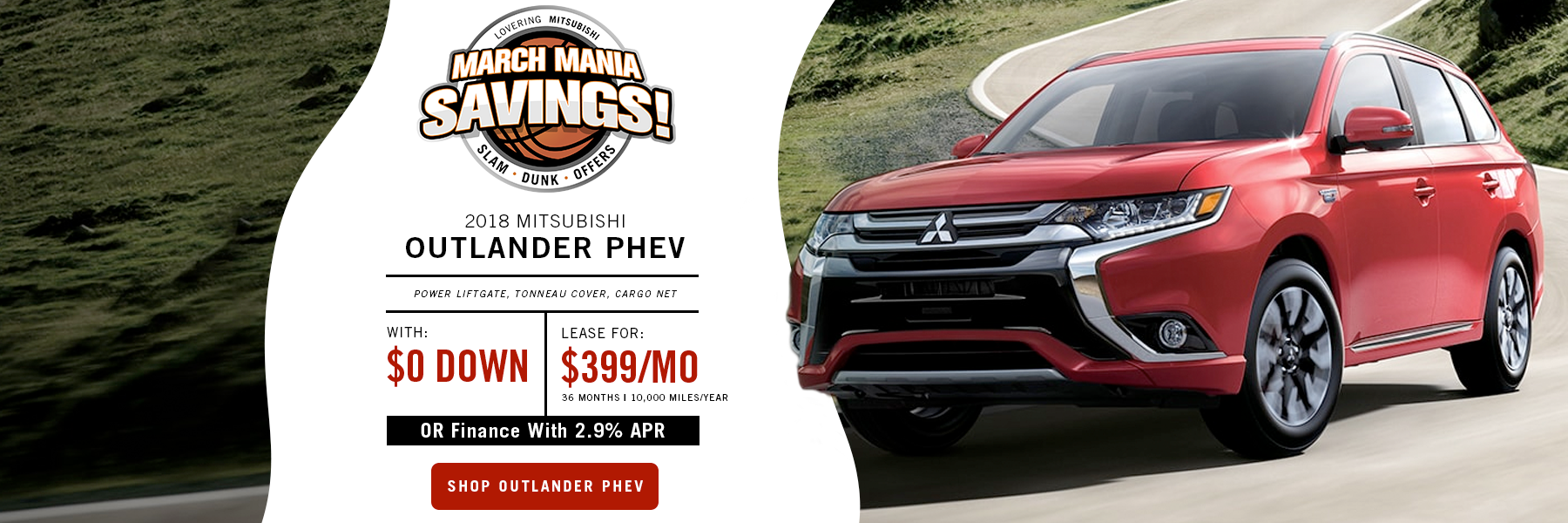 Mitsubishi PHEV Special Offer Concord, NH
