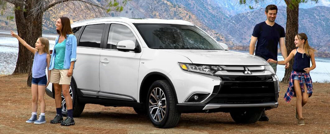 Mitsubishi Outlander Accessories for Spring | Concord, NH