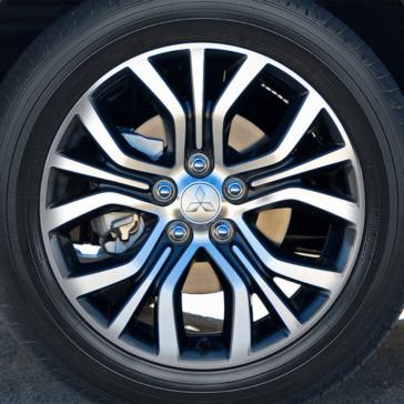 2018 Mitsubishi Outlander Sport Alloy Wheels