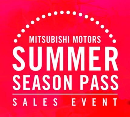 Summer Season Pass Sales Event