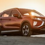 Rally RedExterior 2018 Mitsubishi Eclipse Cross Sunset
