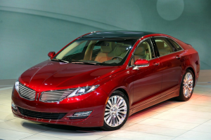 2013 Lincoln MKZ D