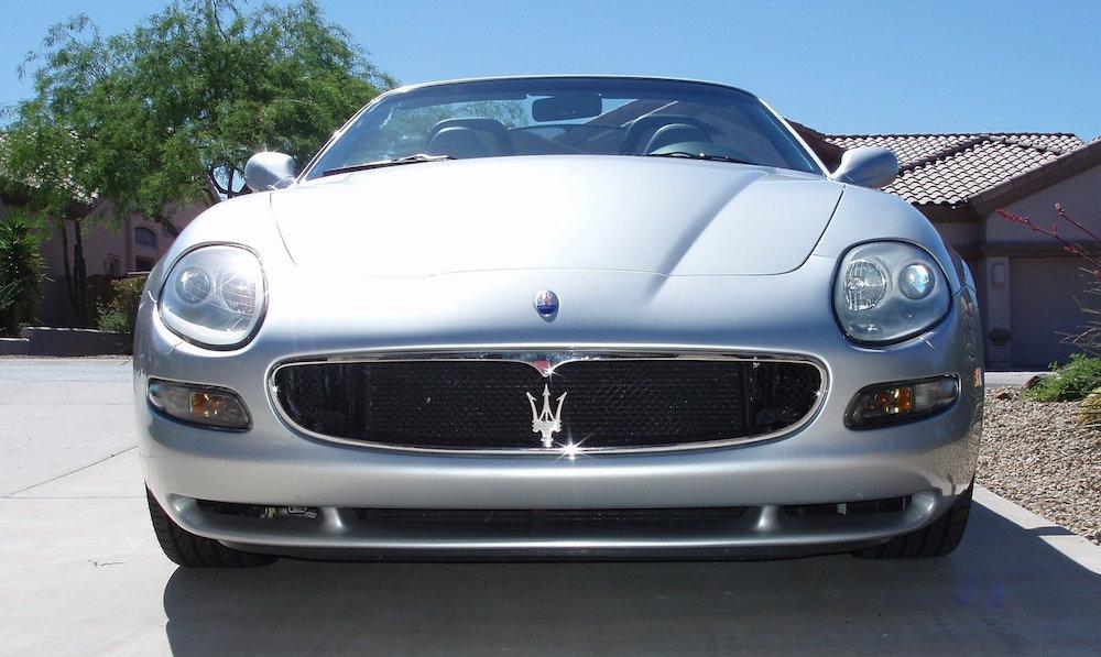Early 2000s Era Maserati Spyder