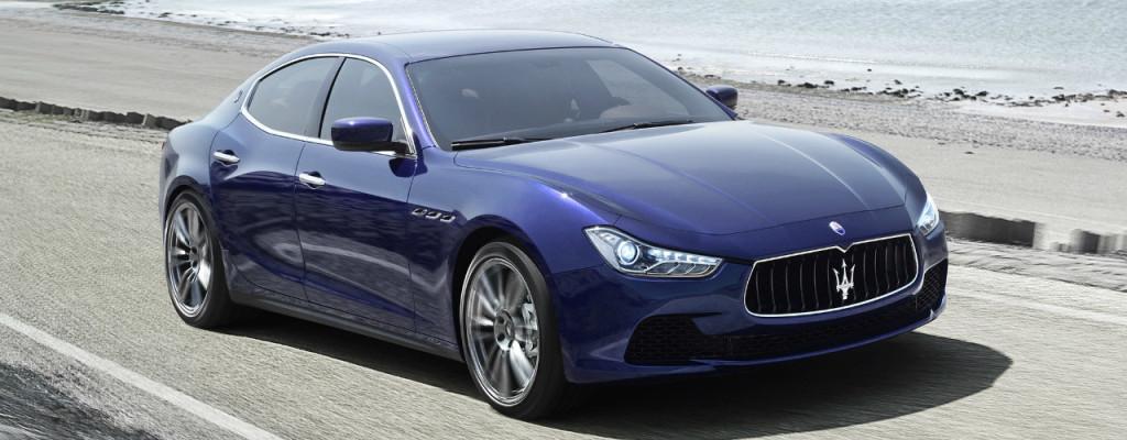2016 Maserati Ghibli TRIM LEVELS