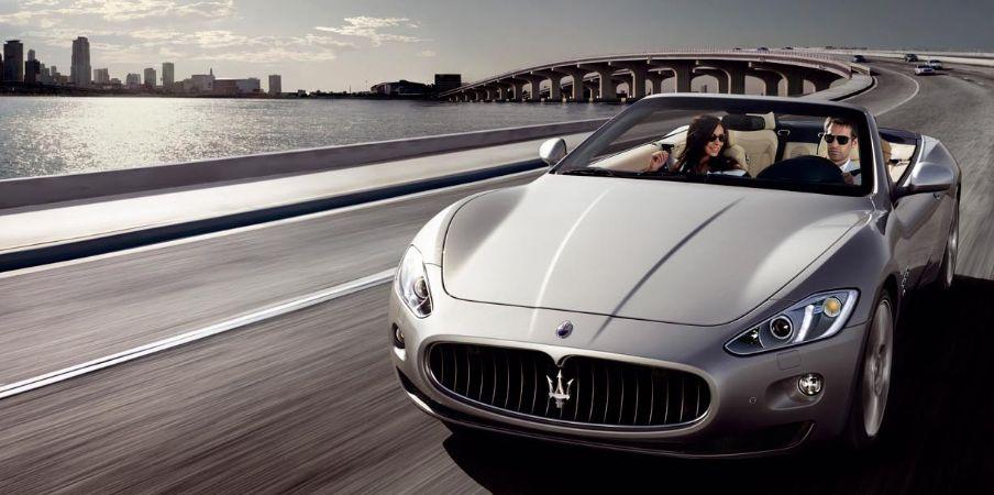 2016 Maserati GranTurismo Convertible main