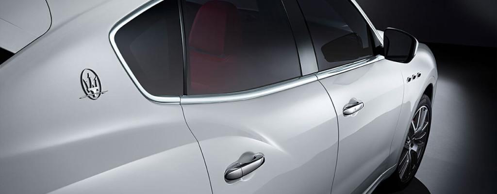 2017 Maserati Levante style
