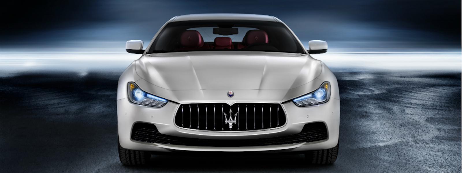 Maserati Ghibli Exterior