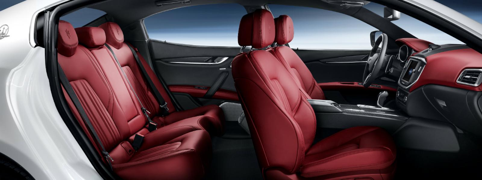 Maserati Ghibli Interior Pic