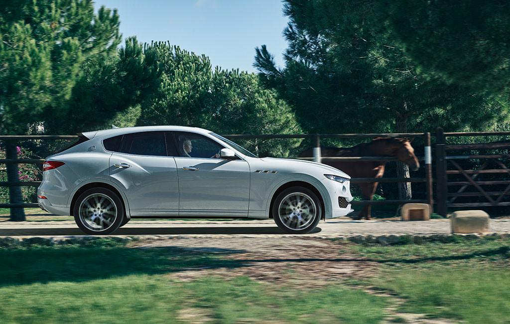 2017 Maserati Levante Design