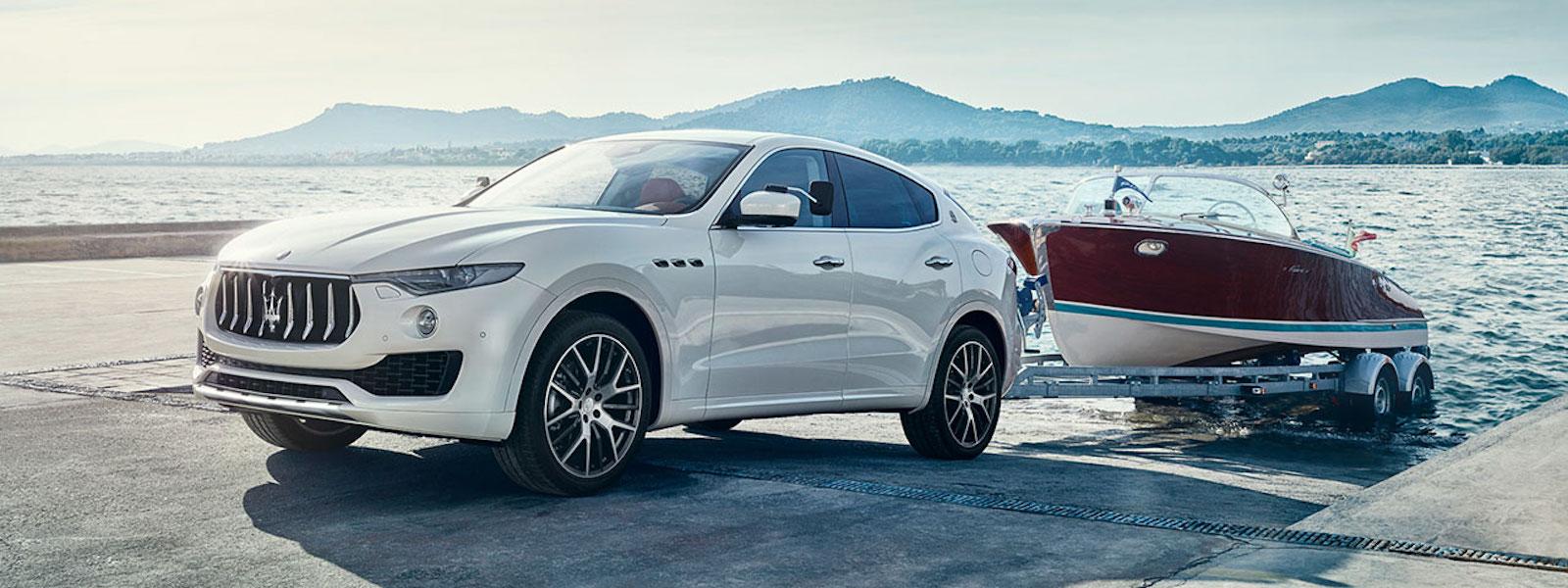 Maserati Levante Design