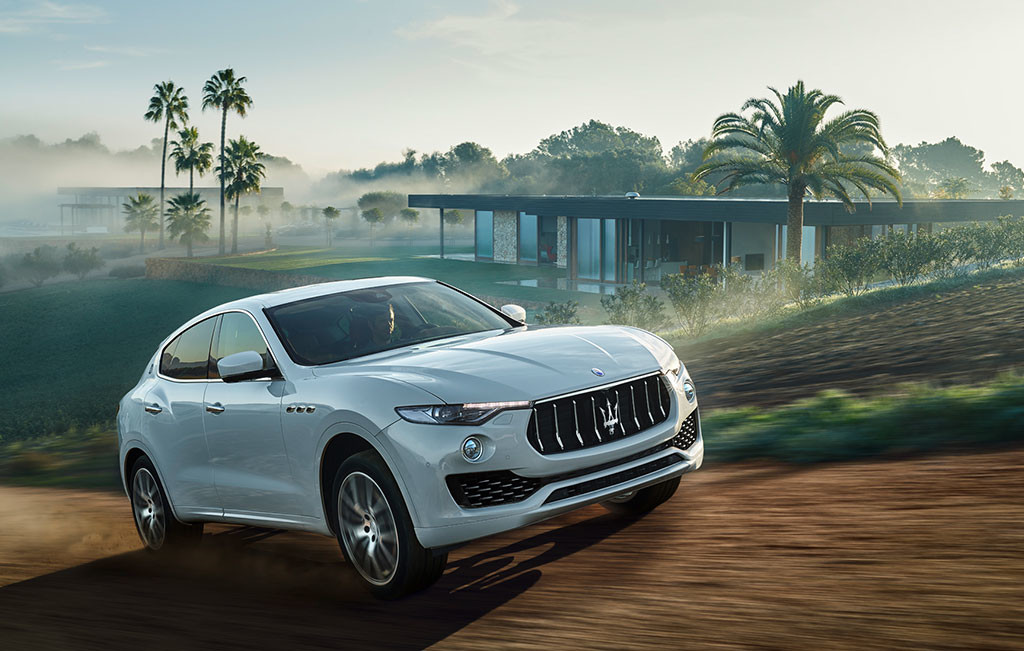 2017 Maserati Levante Performance