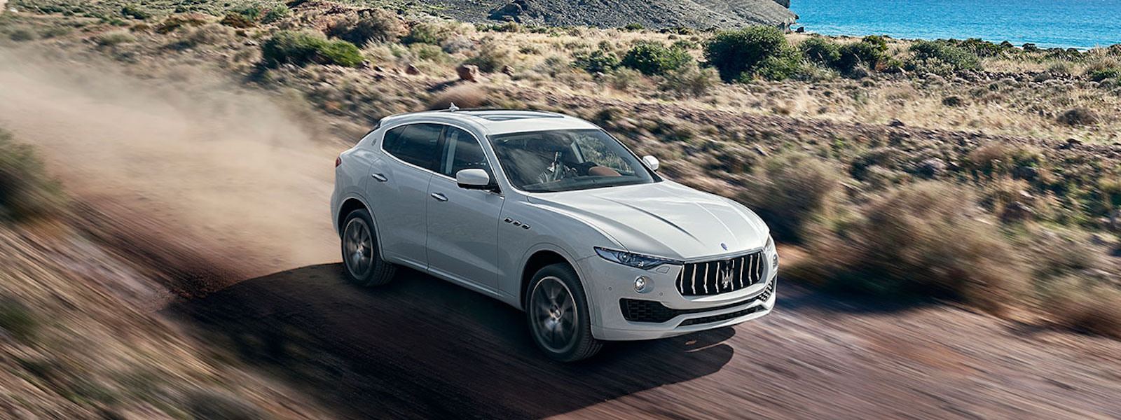 Maserati Levante Performance
