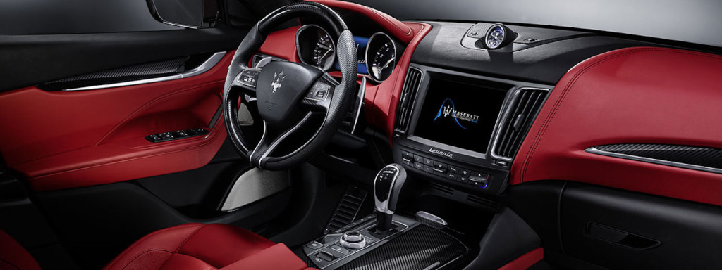 2017 Maserati Levante Technology