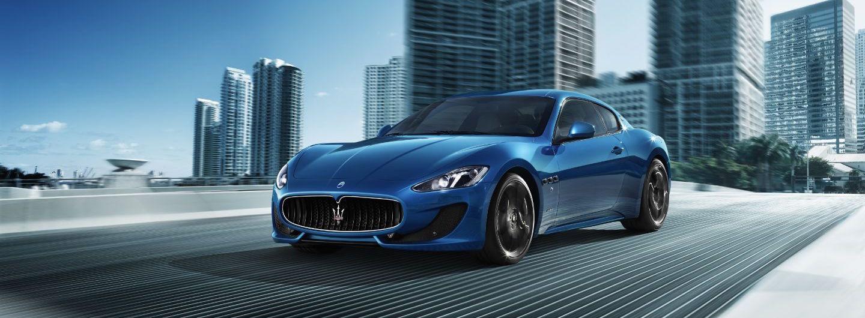 Maserati GranTurismo Design