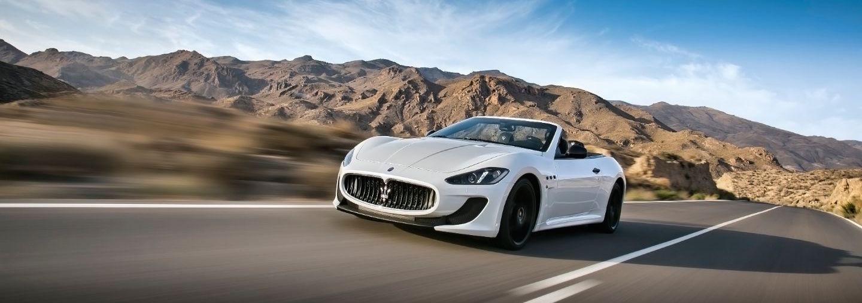 Maserati GranTurismo Performance