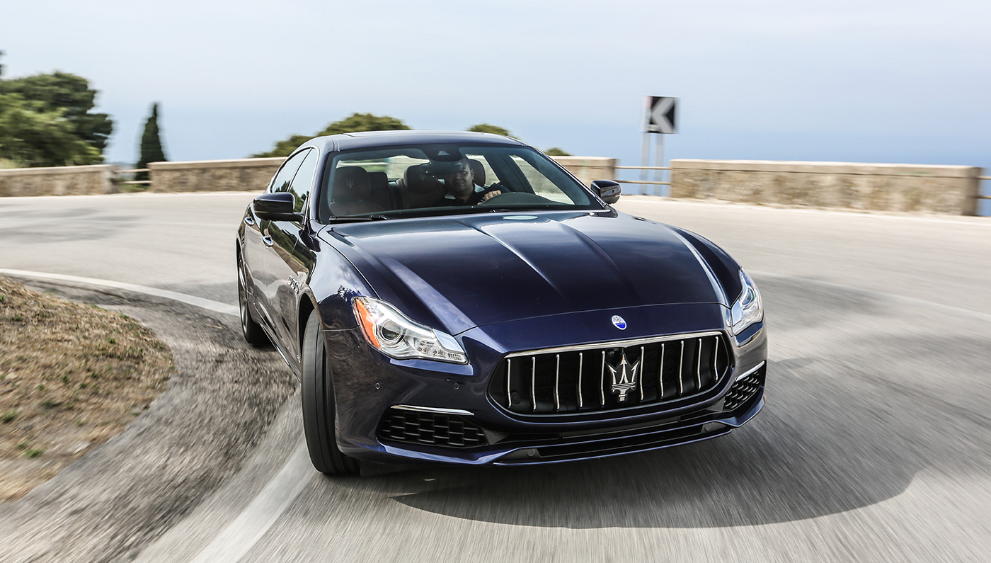 the newest quattroporte is the must-see car of 2017 - maserati of albany