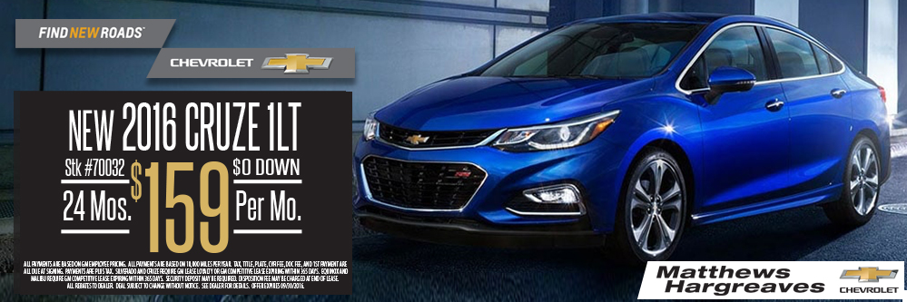Monthly Specials L Matthew Hargreaves Chevrolet L Royal Oak