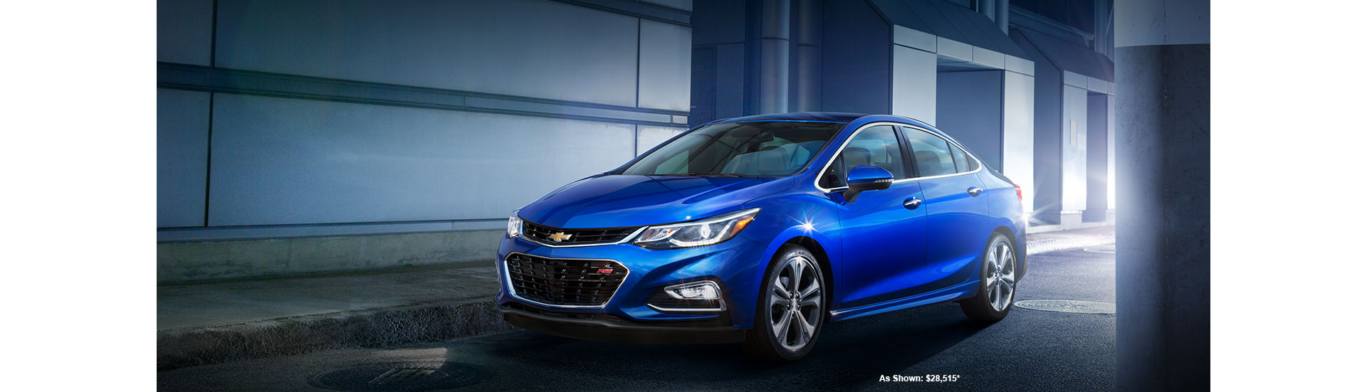 Chevrolet Cruze L Matthew Hargreaves L Royal Oak